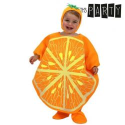 """Disfraz para Bebés Naranja """"0-6 Meses"""""""