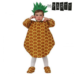 "Costume for Babies Th3 Party Pineapple ""0-6 Months"""
