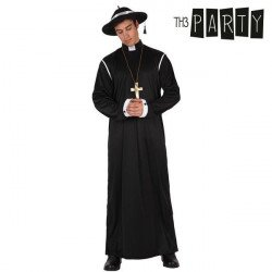 Th3 Party Costume for Adults Priest M/L