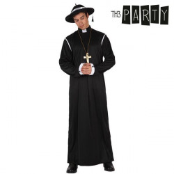 Costume for Adults Th3 Party Priest XL