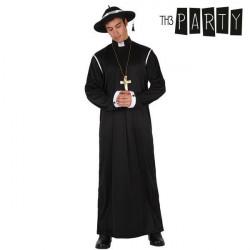 Disfraz para Adultos Th3 Party Sacerdote XL