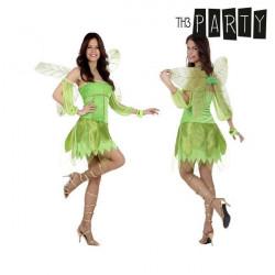 Costume per Adulti Th3 Party Fata d'autunno XL