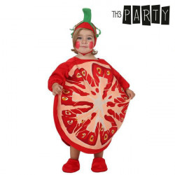 "Costume for Babies Th3 Party Tomato ""6-12 Months"""