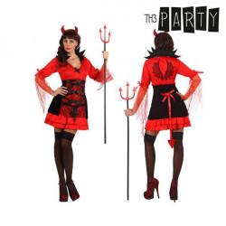 Verkleidung für Erwachsene Th3 Party Sexy demonin M/L