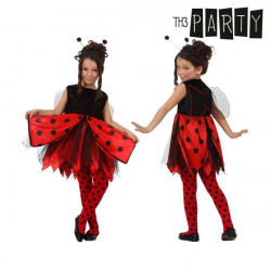 "Costume for Children Th3 Party Ladybird ""7-9 Years"""
