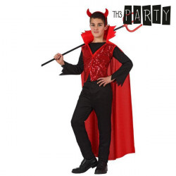 "Costume for Children Th3 Party Male demon ""7-9 Years"""