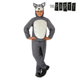 "Costume for Children Th3 Party Ferocious wolf ""3-4 Years"""