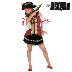"Costume for Children Th3 Party Pirate ""3-4 Years"""
