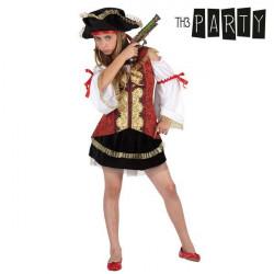 Costume per Bambini Th3 Party Pirata 3-4 Anni