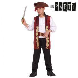 Verkleidung für Kinder Th3 Party Seeräuber 7-9 Jahre