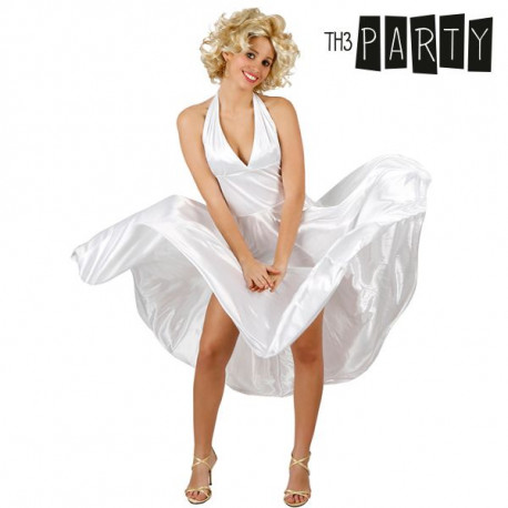 Déguisement pour Adultes Th3 Party Marylin monroe M/L
