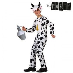 Costume for Children Th3 Party Cow 10-12 Years