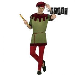 Costume for Adults Th3 Party 6391 Componentes:PANTALÓN|CAMISA|SOMBRERO|CINTURÓN Juggler