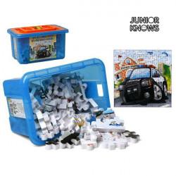 Puzzle com Caixa-contentor Junior Knows 9902