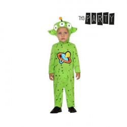 """Déguisement pour Bébés Alien """"0-6 Mois"""""""
