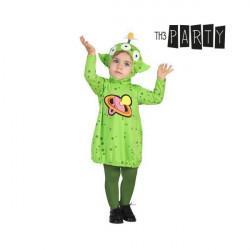 """Déguisement pour Bébés Alien Vert """"0-6 Mois"""""""
