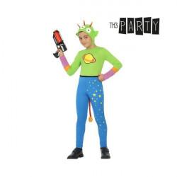 """Costume for Children Alien """"10-12 Years"""""""