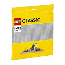LEGO CLASSIC: BASE GRIGIA 10701
