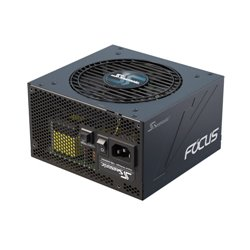 Seasonic FOCUS PX-550 power supply unit 550 W ATX Black FOCUS-PX-550