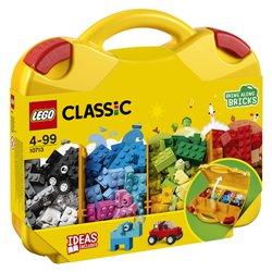 LEGO CLASSIC: VALIGETTA CREATIVA 10713