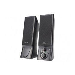 Adj 760-00014 altavoz portátil 4 W Altavoz portátil estéreo Negro