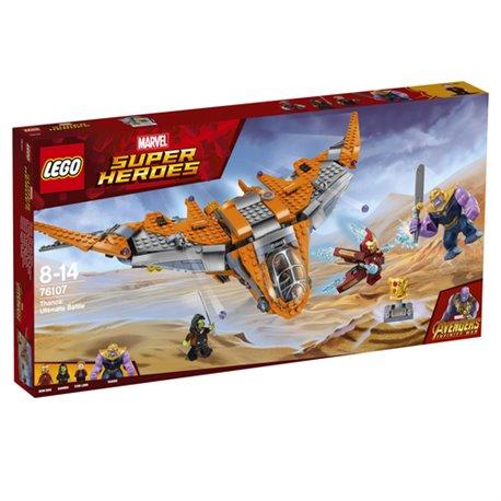 LEGO 76107 Thanos: Das ultimative Gefecht