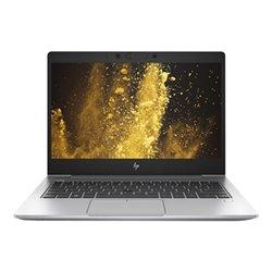 HP EliteBook 830 G6 Argent Ordinateur portable 33,8 cm (13.3) 1920 x 1080 pixels Intel® Core™ i7 de 8e génération 16 Go 6XD23EA
