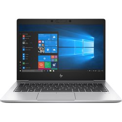 HP EliteBook 830 G6 Prateado Notebook 33,8 cm (13.3) 1920 x 1080 pixels 8th gen Intel® Core™ i7 8 GB DDR4-SDRAM 512 GB 6XD24EA