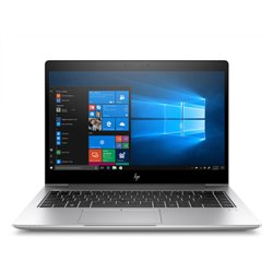 HP EliteBook 840 G6 Prateado Notebook 35,6 cm (14) 1920 x 1080 pixels 8th gen Intel® Core™ i7 16 GB DDR4-SDRAM 512 GB 6XD48EA
