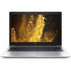 HP EliteBook 850 G6 Notebook 39,6 cm (15.6) 8th gen Intel® Core™ i7 8 GB DDR4-SDRAM 256 GB SSD Wi-Fi 5 (802.11ac) 6XD81EA