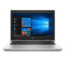 HP ProBook 640 G5 Argent Ordinateur portable 35,6 cm (14) 1920 x 1080 pixels Intel® Core™ i5 de 8e génération 8 Go DDR4- 7KN51ET