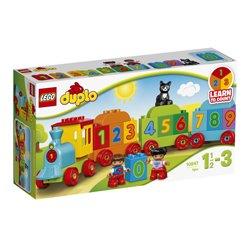 LEGO DUPLO: IL TRENO DEI NUMERI 10847