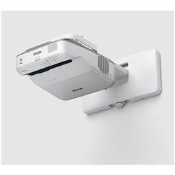 EPSON VIDEOPROIETTORE EB-680 OTTICA ULTRA CORTA XGA - 4:3 - 3500LUMEN - USB/ETHERNET - HD READY - INCLUSI: TELECOMANDO, SUPPORTO