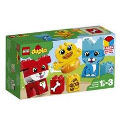 LEGO DUPLO: IL MIO PRIMO PUZZLE DEGLI ANIMALI 10858