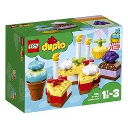 LEGO DUPLO minha primeira festa 10862