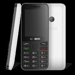 "Alcatel 2038X 6,1 cm (2.4"") 88 g Gris Característica del teléfono 2038X-3BALIT1"