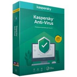 KASPERSKY ANTIVIRUS 2020 1 USER 1 YEAR