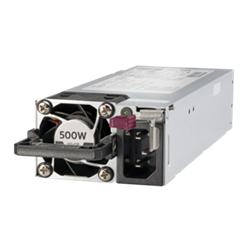 HPE 865408-B21 unidad de fuente de alimentación 500 W Gris
