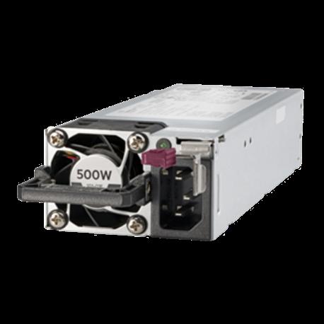HPE 865408-B21 Netzteil 500 W Grau
