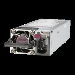 HPE Flex Slot Platinum Hot Plug Low Halogen unidad de fuente de alimentación 800 W Gris 865414-B21