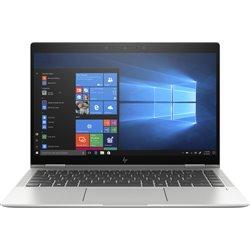 HP EliteBook x360 1040 G6 Argent Hybride (2-en-1) 35,6 cm (14) 1920 x 1080 pixels Écran tactile Intel® Core™ i5 de 8e 7KN25EA