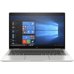 HP EliteBook x360 1040 G6 Prateado Híbrido (2 em 1) 35,6 cm (14) 1920 x 1080 pixels Ecrã táctil 8th gen Intel® Core™ i5 7KN25EA