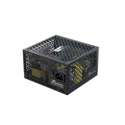 Seasonic PRIME Fanless PX power supply unit 450 W 20+4 pin ATX ATX Black PRIME-PX-500