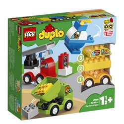 LEGO 10886 Meine ersten Fahrzeuge