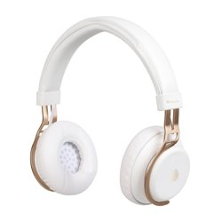 NGS CUFFIE STEREO BLUETOOTH 300MAH JACK 3,5MM BIANCO