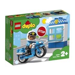 LEGO DUPLO: MOTO DELLA POLIZIA 10900