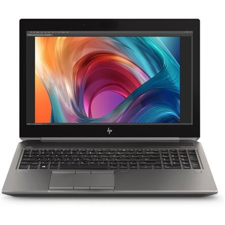 HP NB ZBOOK 15 G6 I7-9850 32GB 512GB SSD 15,6 RTX 3000 6GB WIN 10 PRO