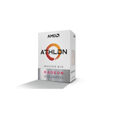 AMD CPU RAVEN RIDGE ATHLON 200GE RADEON VEGA GRAPHICS