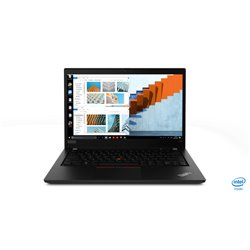 Lenovo ThinkPad T490 Notebook Schwarz 35,6 cm (14 Zoll) 1920 x 1080 Pixel Touchscreen Intel® Core™ i5 der achten 20N2000FIX