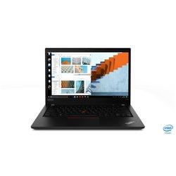 Lenovo ThinkPad T490 Portátil Negro 35,6 cm (14) 1920 x 1080 Pixeles Pantalla táctil 8ª generación de procesadores 20N2000FIX